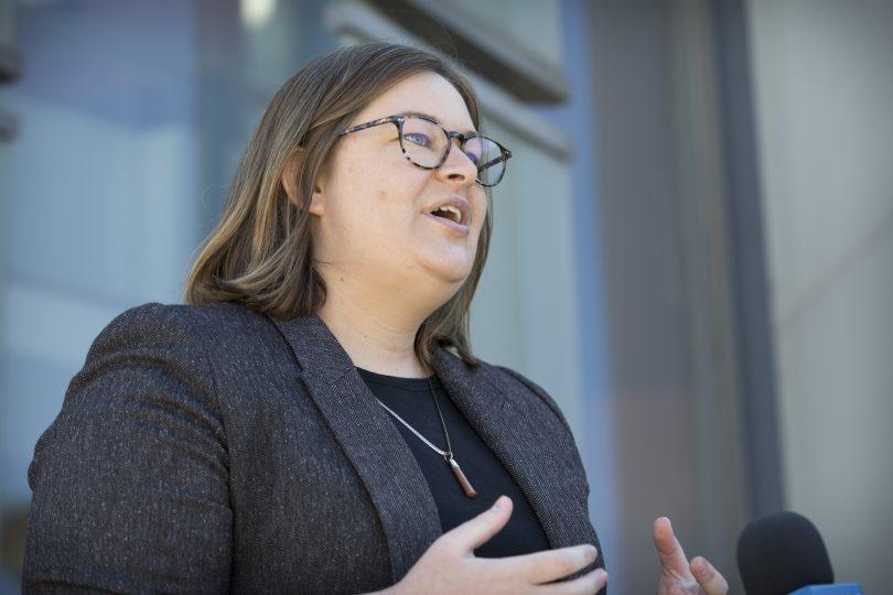 Labor spokesperson for Community Facilities Suzanne Orr